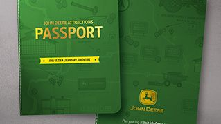 John Deere Attractions launch new passport program